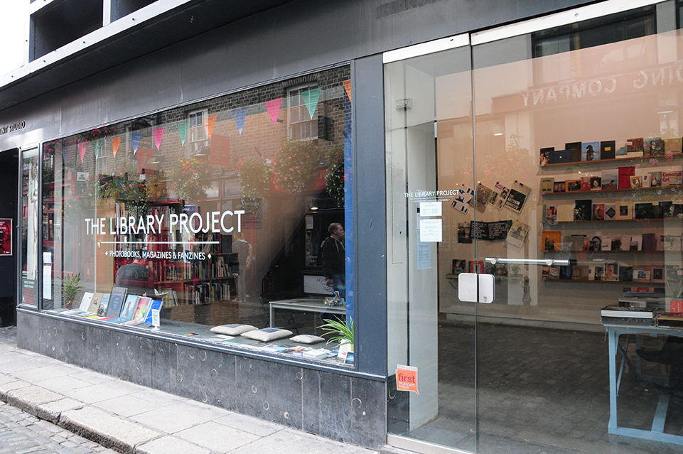 The Library Project at 4 Temple Bar, Dublin 2