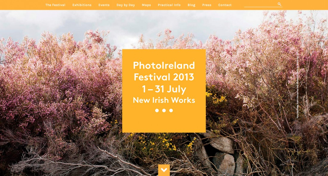 PhotoIreland Festival 2013 - New Irish Works