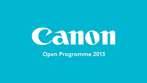 The CANON Open Programme 2013 - Dublin-Cork-Limerick - July 2013