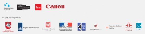 PhotoIreland Festival 2013 Sponsors
