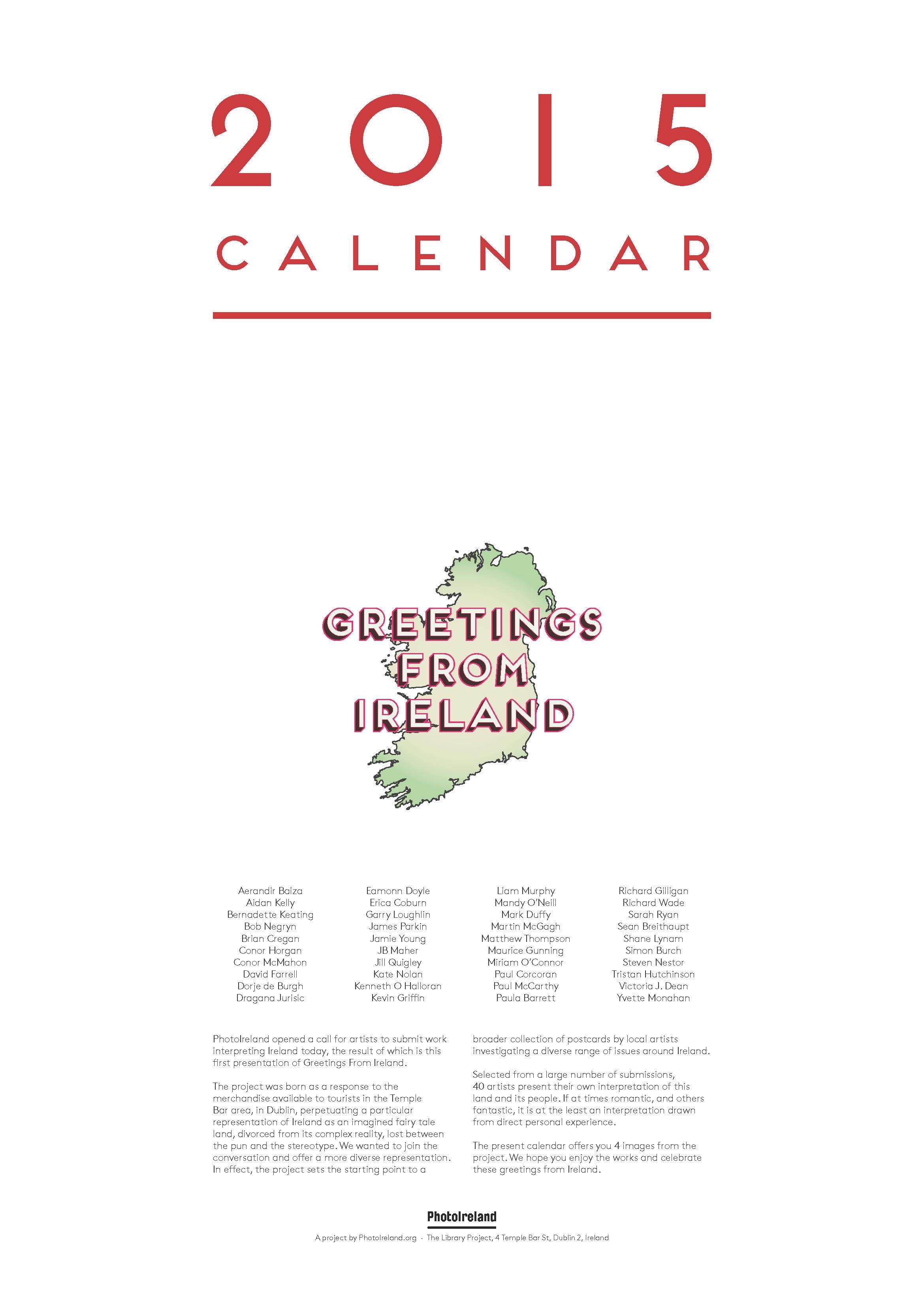 Greetings From Ireland Photoireland Foundation