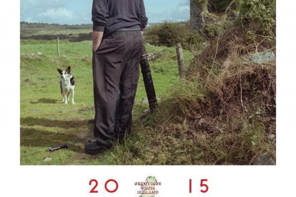 Greetings From Ireland 2015 Calendar sample page.