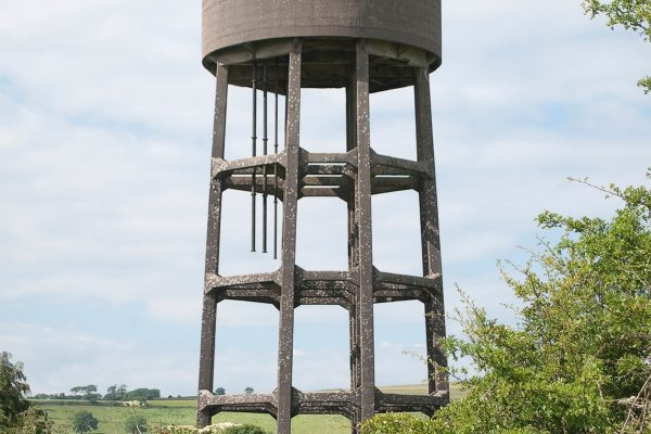 © Jamie Young, Garranejames, Co. Cork, 2012, from the series Water Towers of Ireland. watertowersofireland.com