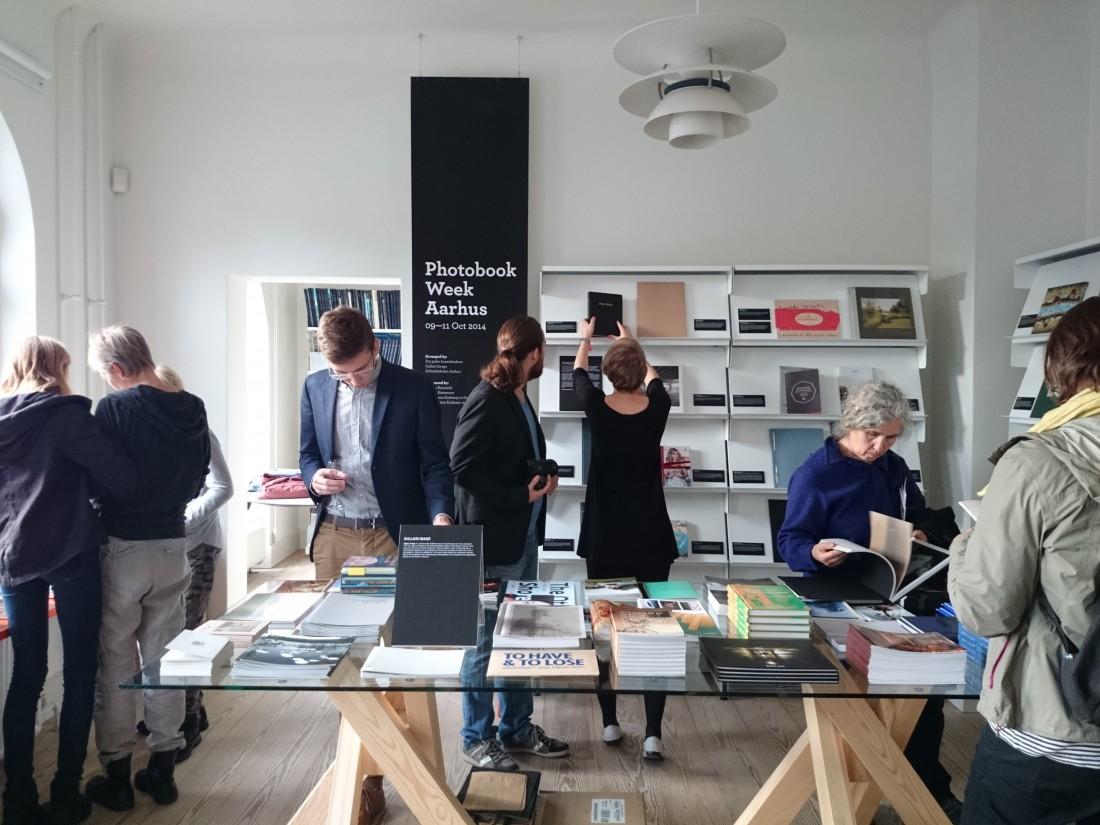 Photobook Week Aarhus 2014