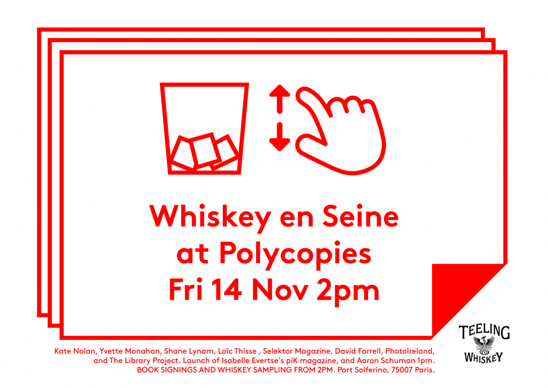 Whiskey en Seine at Polycopies