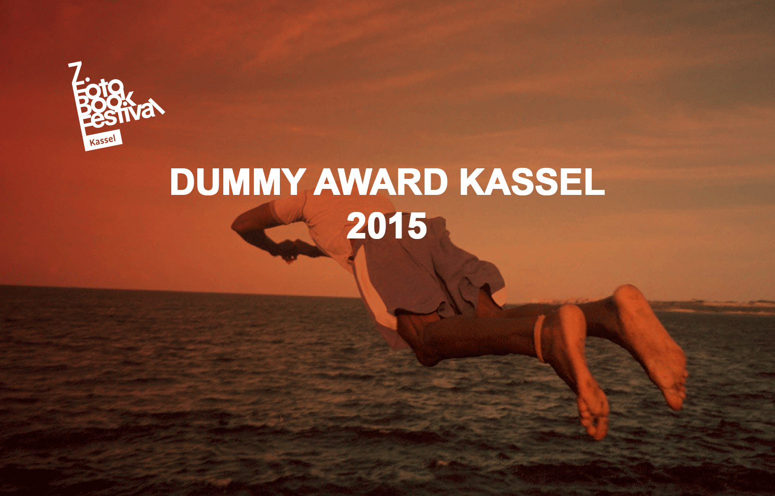 The Fotobookfestival Kassel Dummy Award 2015 at PhotoIreland Festival.