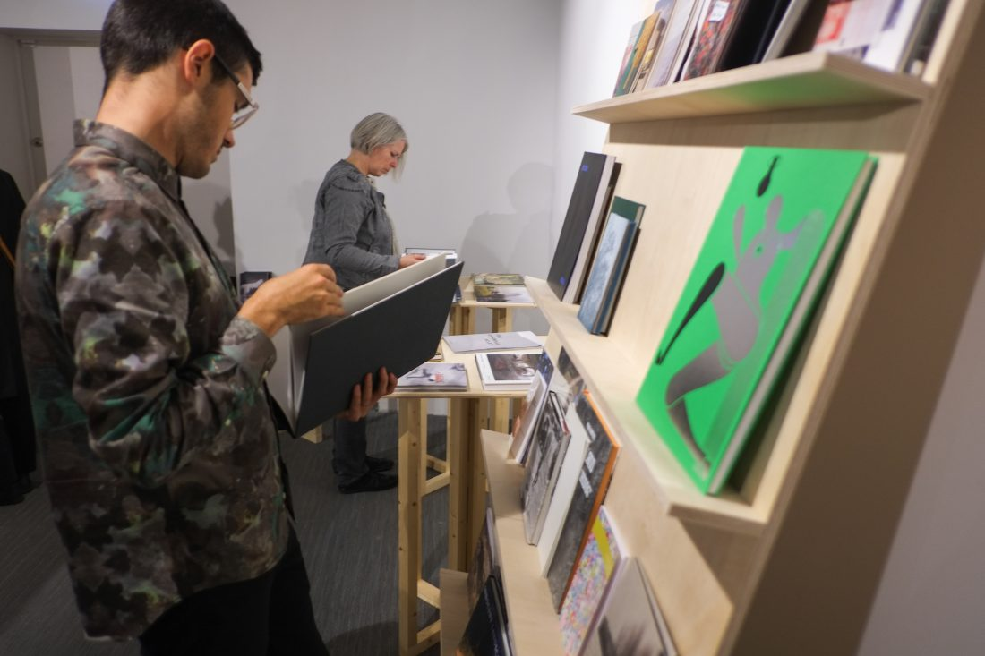 The Library Project at Fotobok Gbg