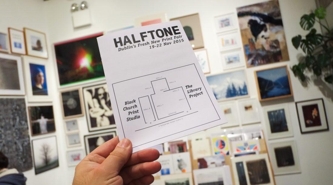 HALFTONE, Dublin's Fresh New Print Fair