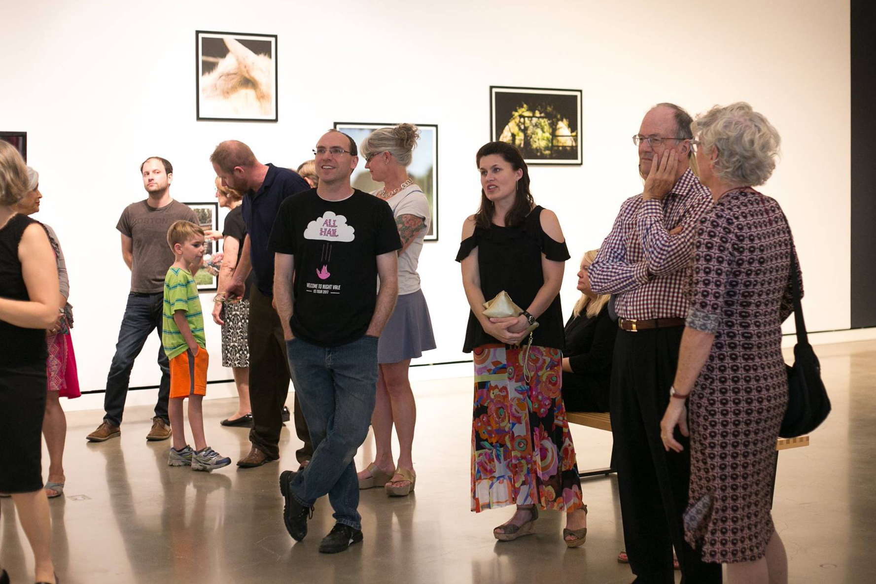 Post-Picturesque: Photographing Ireland, at the Rochester Art Center