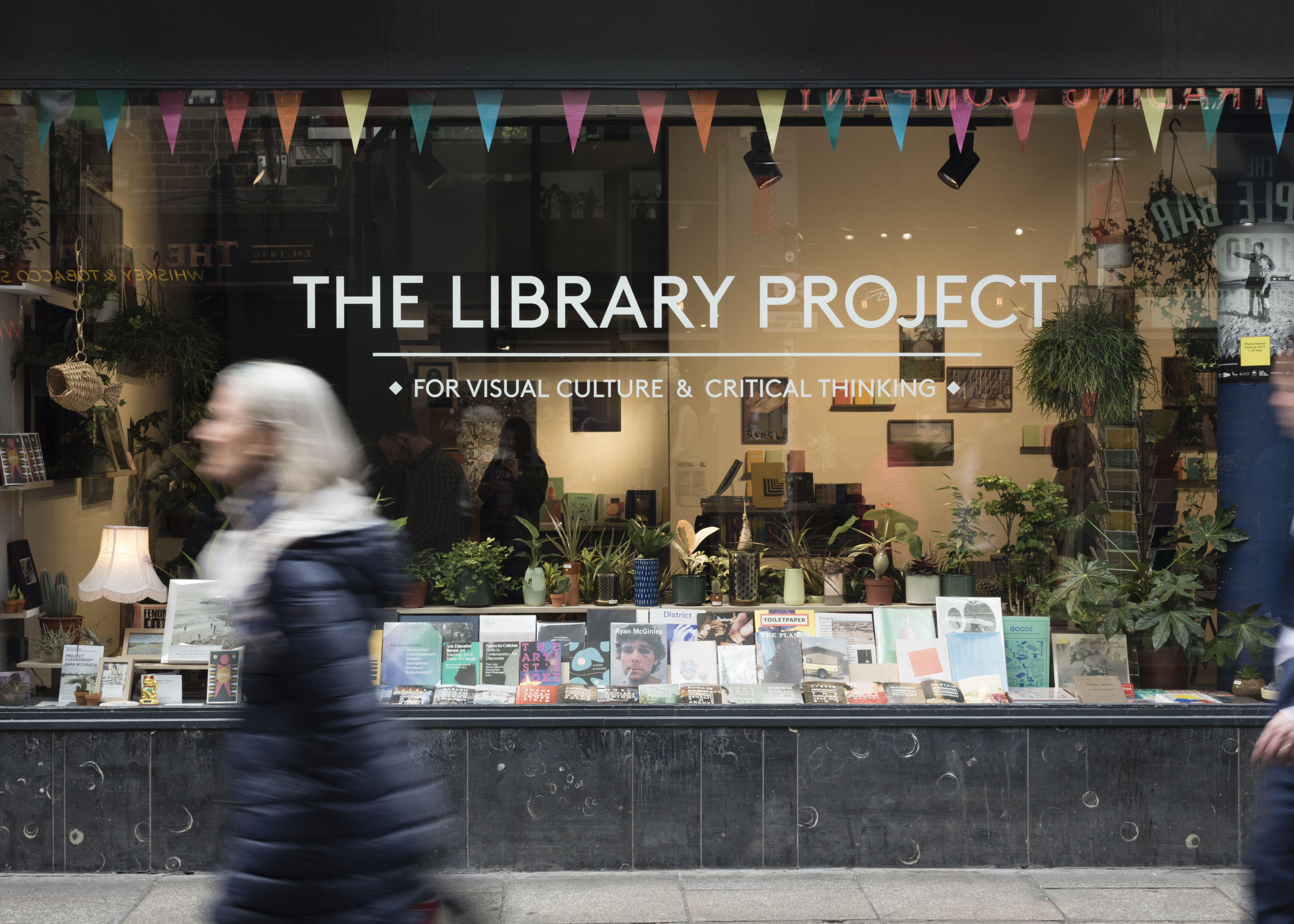 Join the team: Bookkeeping at The Library Project.