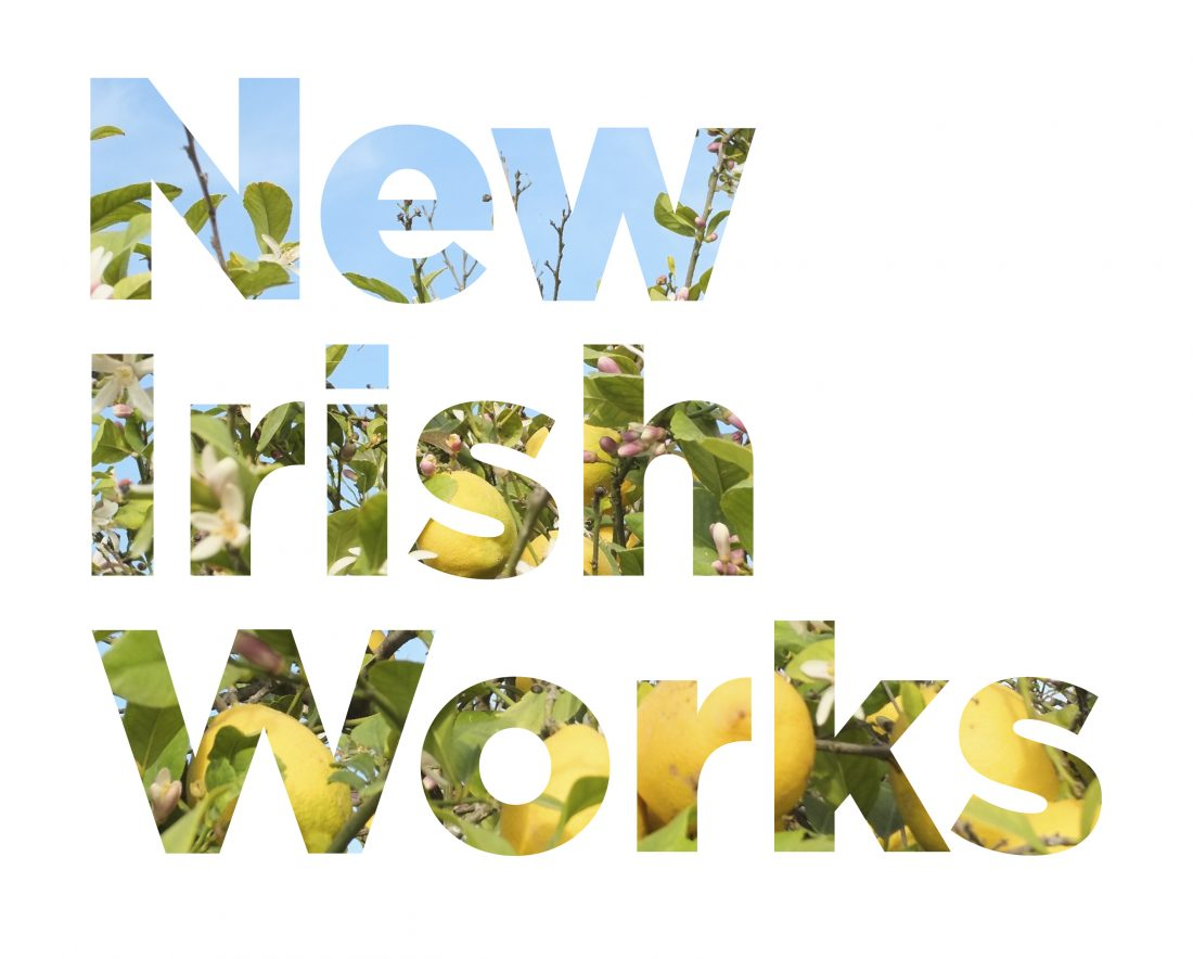 Call for New Irish Works 2019 now open!