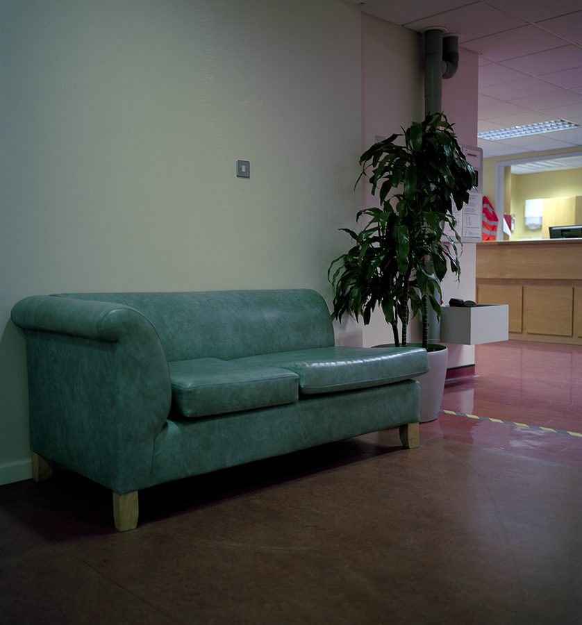 Waiting Room 1 (St Luke's)