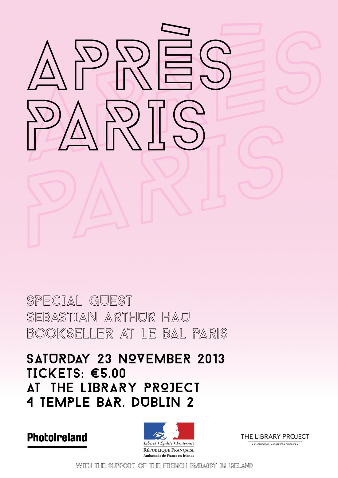Après Paris 2013