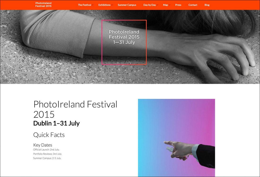 PhotoIreland Festival 2015