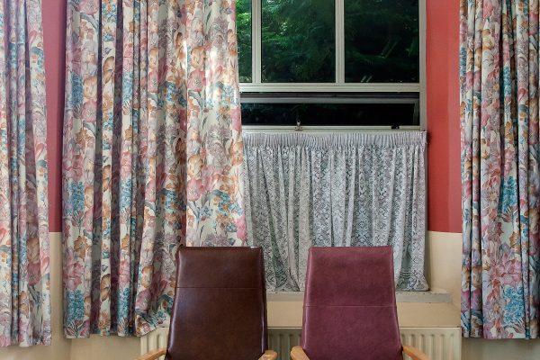 © Brian Cregan, 'Day Room, St. Brendan's Hospital', from the series Grangegorman, 2013. briancregan.com