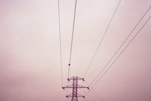 © Dorje de Burgh, Pylon, from the series Nothing Lasts Forever, 2011. dorjedeburgh.com