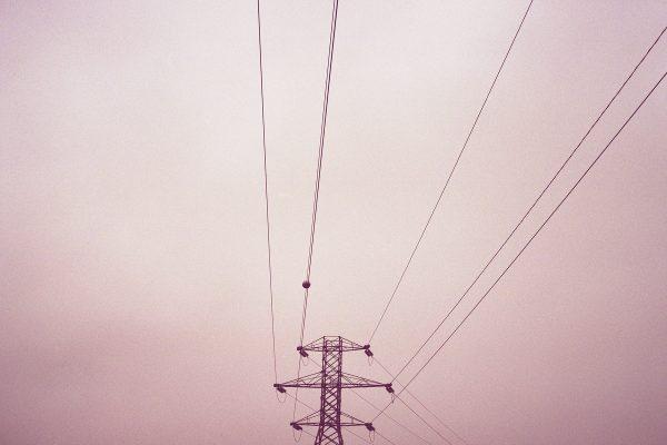 © Dorje de Burgh, Pylon, from the series Nothing Lasts Forever, 2011. dorjedeburgh.com