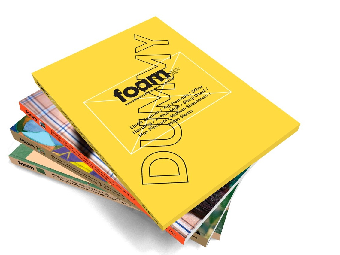 Foam Magazine Bundle