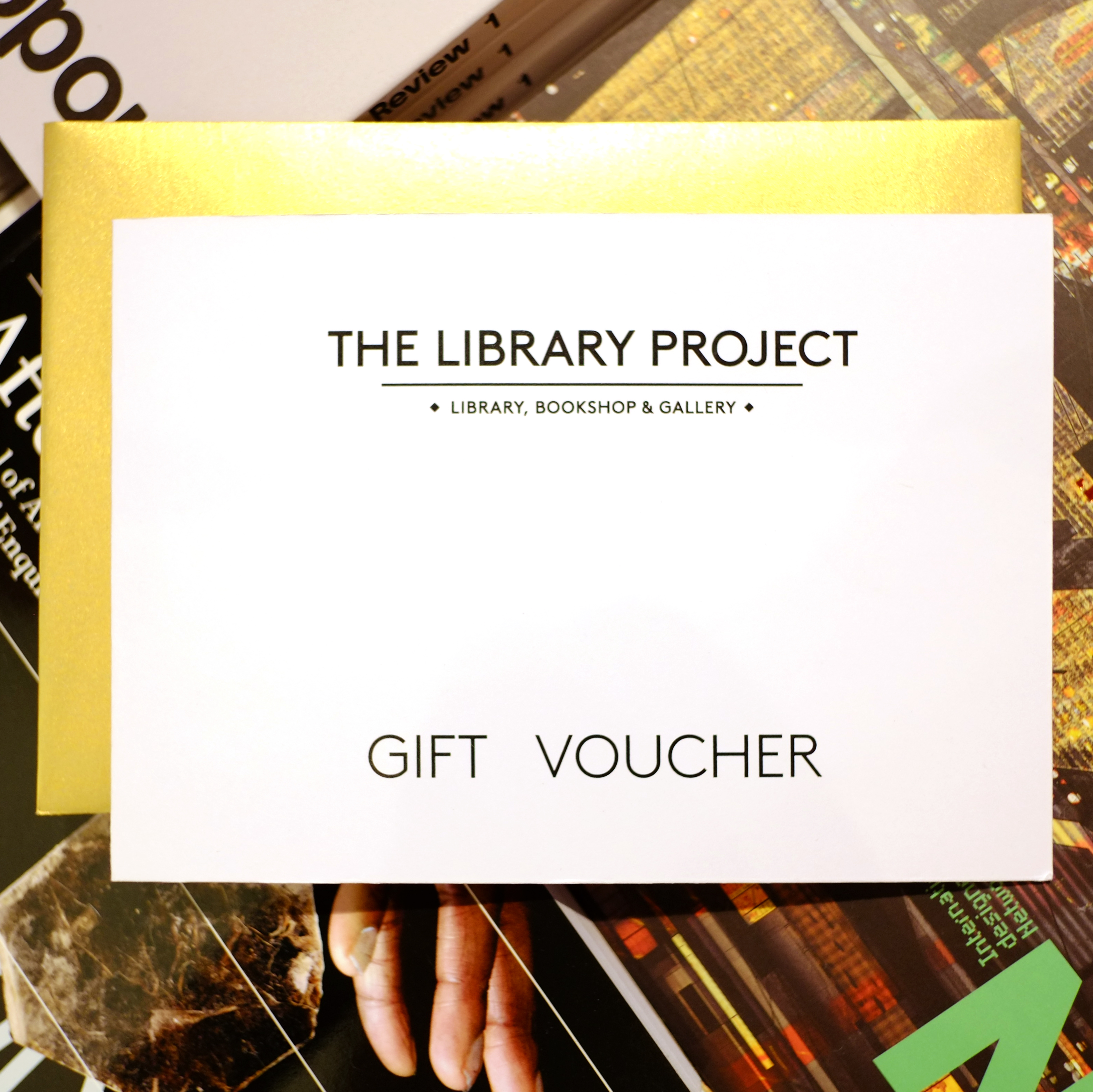 The Library Project Gift Voucher