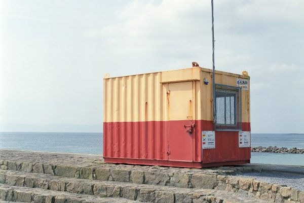 © Victoria J. Dean, Lifeguard Station IV, Salthill, Co. Galway, from the series The Fortified Coastline, 2012. victoriajdean.com