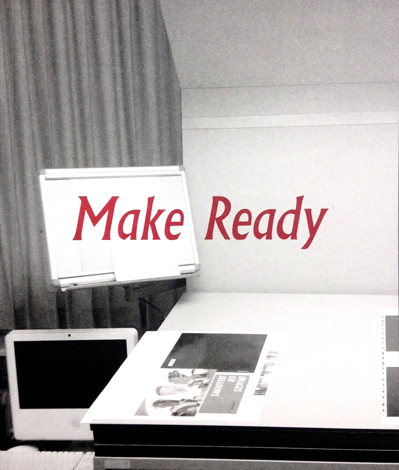 Make Ready — Peter Maybury