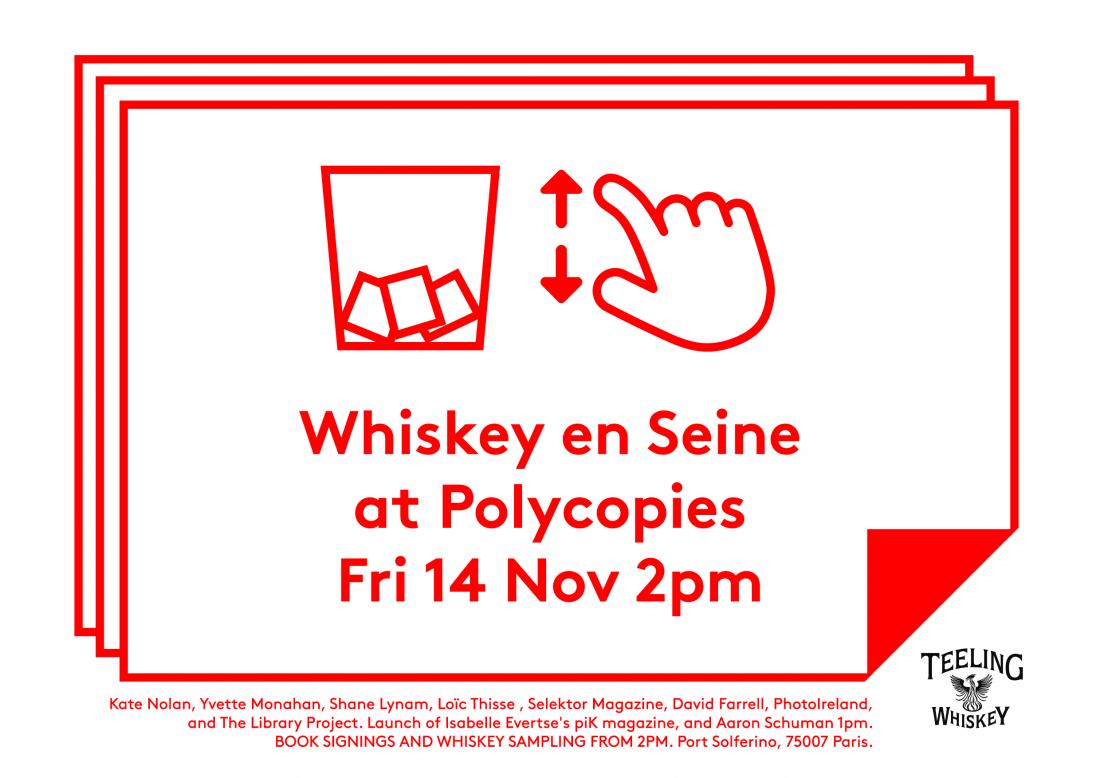 Whiskey en Seine at Polycopies