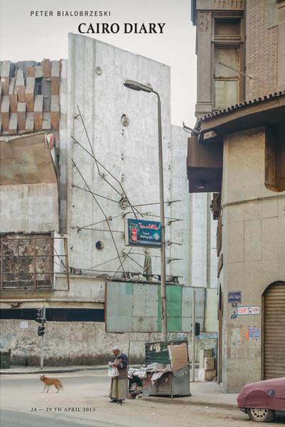 Peter Bialobrzeski, Cairo Diary