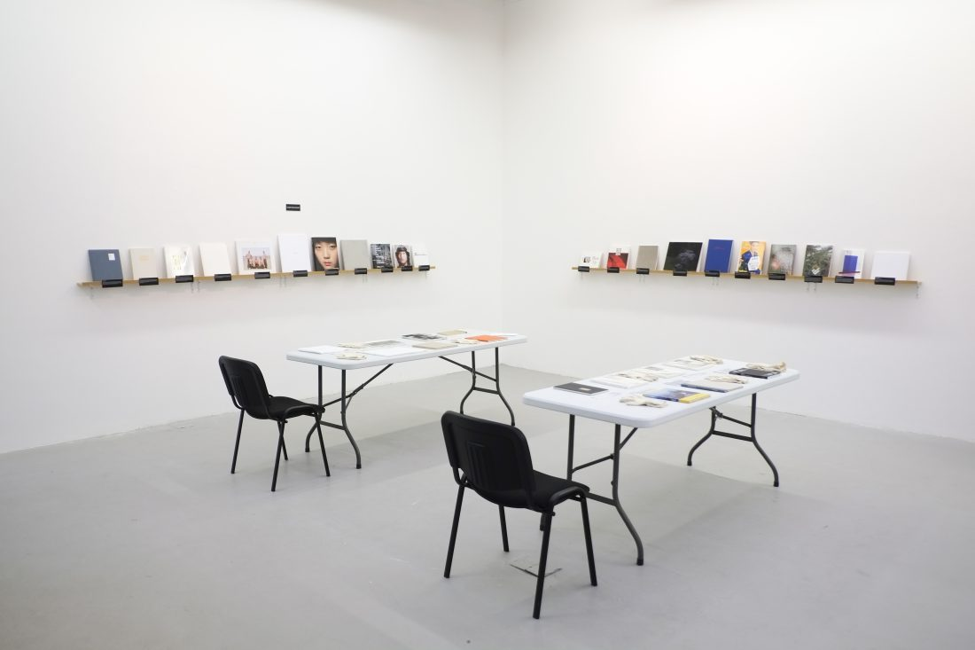 The Library Project at The Burren College of Art - The Korean Photobook Collection
