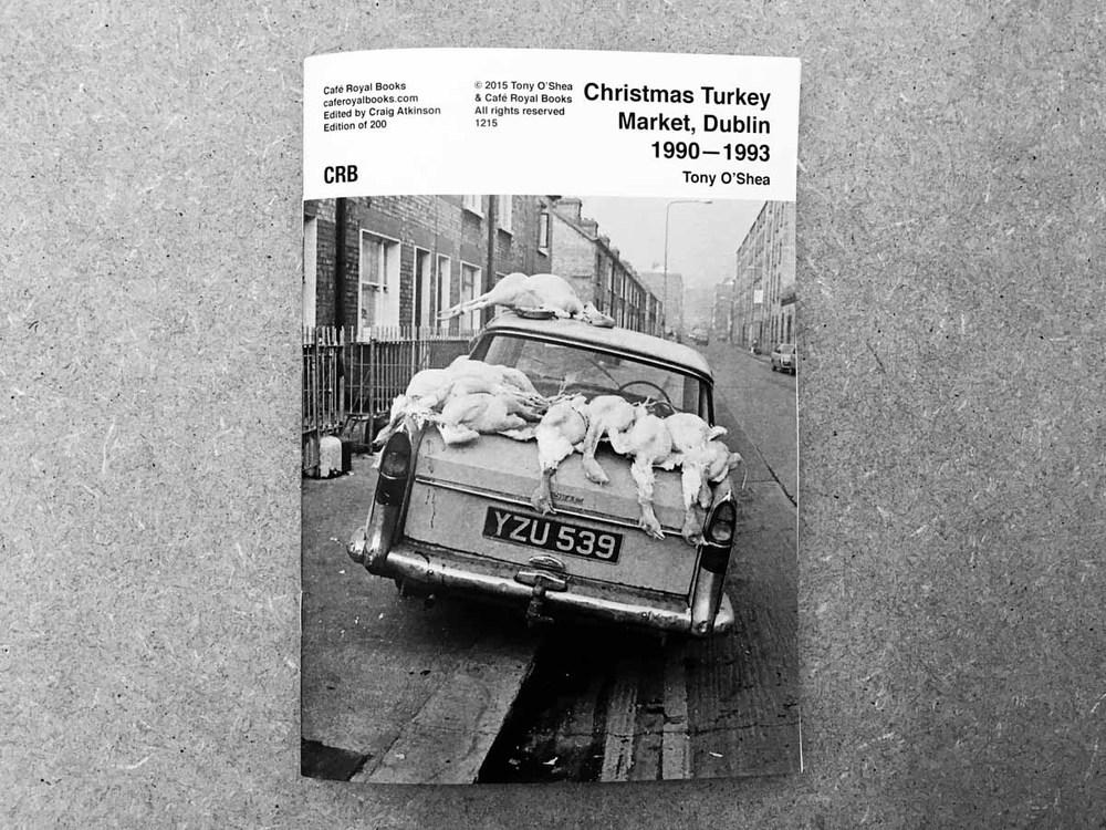 Tony O'Shea, Christmas Turkey Market, Dublin 1990—1993