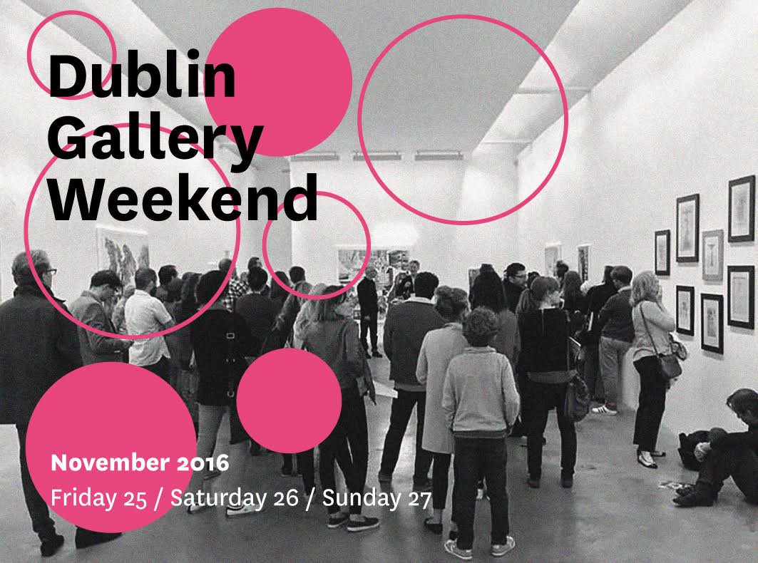 Dublin Gallery Weekend at The Library Project