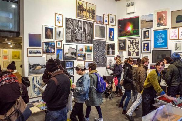HALFTONE, Dublin's Fresh New Print Fair, 2-19 Nov 2017