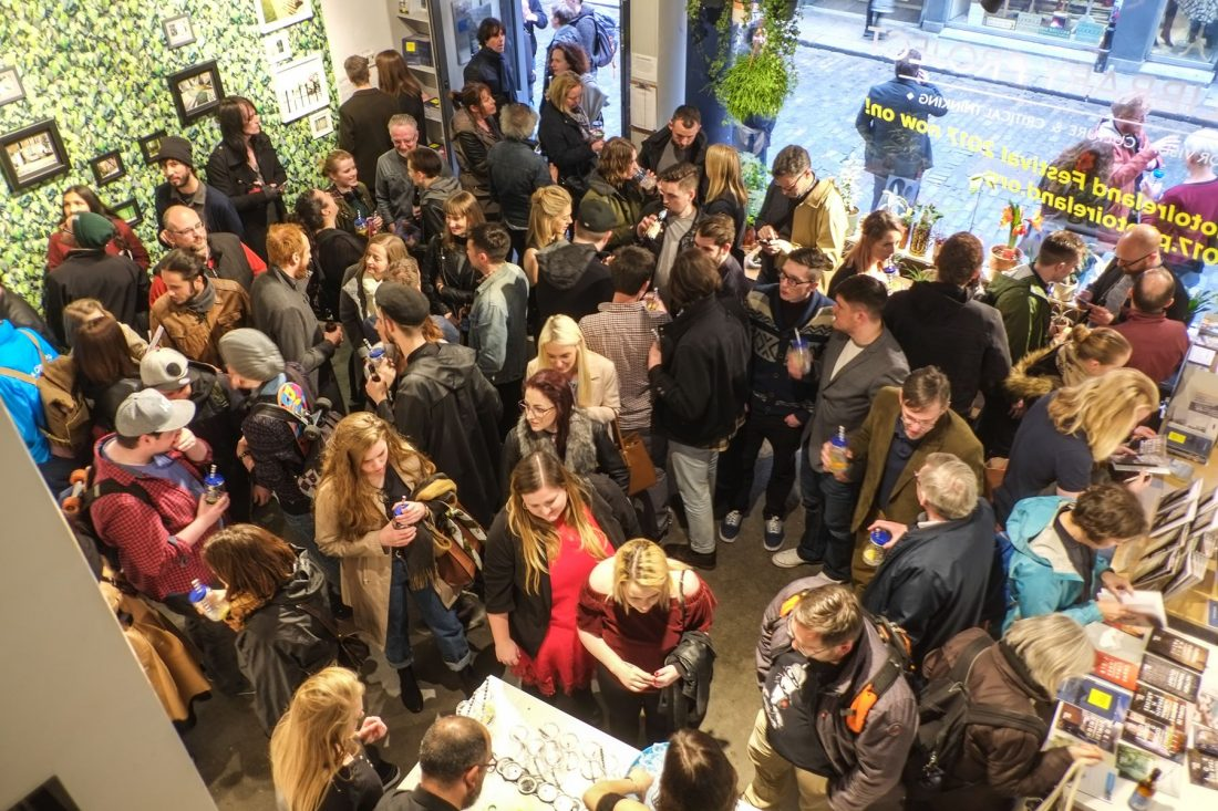 PhotoIreland Festival 2017: The Recount of Conflict