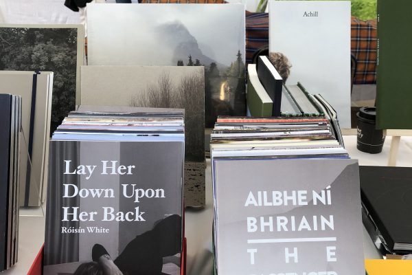 TLP Editions and New Irish Works at Unseen Book Market 2018