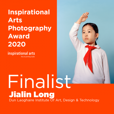 Jialin Long from Dun Laoghaire Institute Of Art Design & Technology