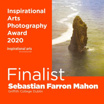 Sebastian Farron Mahon from Griffith College Dublin