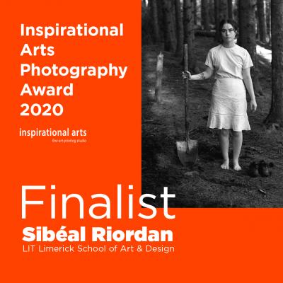 Sibéal Riordan from LIT Limerick School of Art & Design