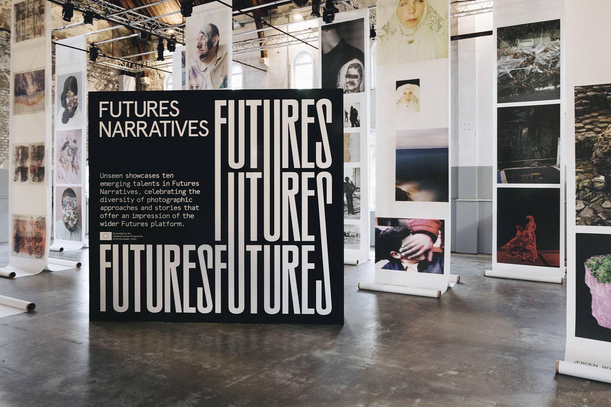 Futures Narratives ©Rachel Moron